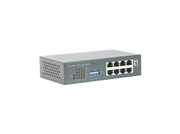 8 Port 10/100Mbps Fast Ethernet Switch PoE 90W