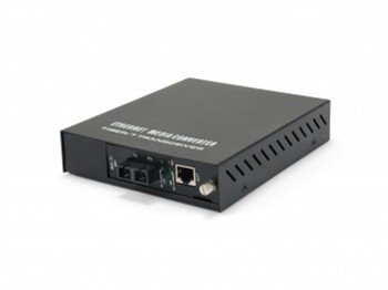 Media Converter RJ45 to SC,managed,Multi-Mode Fiber, Fast Ethernet