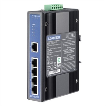 5P 10/100M PoE Switch, unmanaged