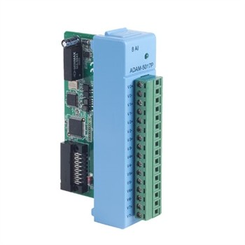 8-Ch. Analog Input Module with Indepedent Input