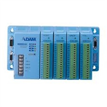 4-Slot Ethernet-based Distributed DA&C System
