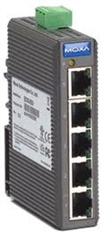 5-port Industrial Ethernet Switch, unmanaged