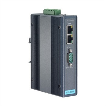 1-port RS-232/422/485 Serial Device Server