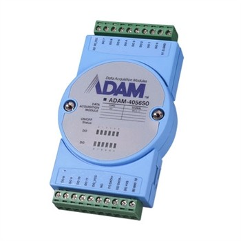12-Ch Source Type Isolated DO Module w/Modbus