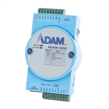 Ethernet-enabled Comm. Controller 1A/1AO/2DI/2DO