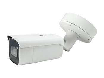 IP Netzwerk Kamera,5 MP, PoE, Outdoor-Indoor IR LED's, Vandalpr.,two-way audio,4.3X Optc.Zoom