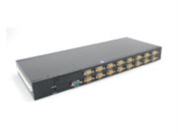 16-Port Combo KVM-Switch Module for KVM-0217
