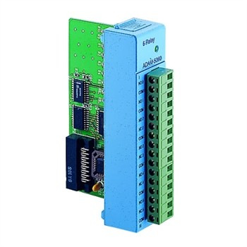 6-Ch. Power Relay Output Module w/LED
