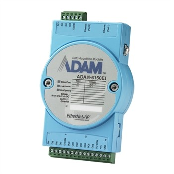 15-Ch. Isolated DI/IO EtherNet/IP Module