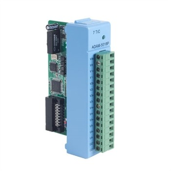 7-Ch. Thermocouple Input Module with Independent